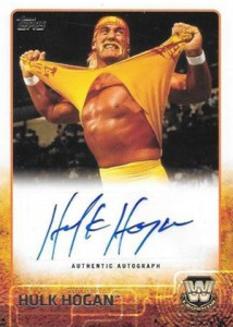 2015 Topps WWE Autographs Gallery - Is This the Deepest Lineup in Years? 4
