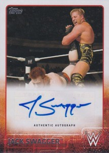 2015 Topps WWE Autographs Gallery - Is This the Deepest Lineup in Years? 13