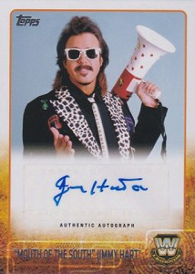 2015 Topps WWE Autographs Gallery - Is This the Deepest Lineup in Years? 5
