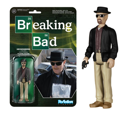 2015 Funko Breaking Bad ReAction Figures 24