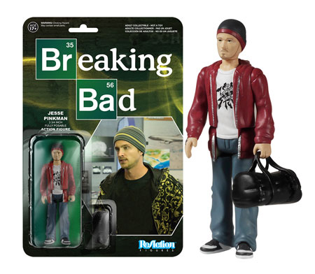 2015 Funko Breaking Bad ReAction Figures 26