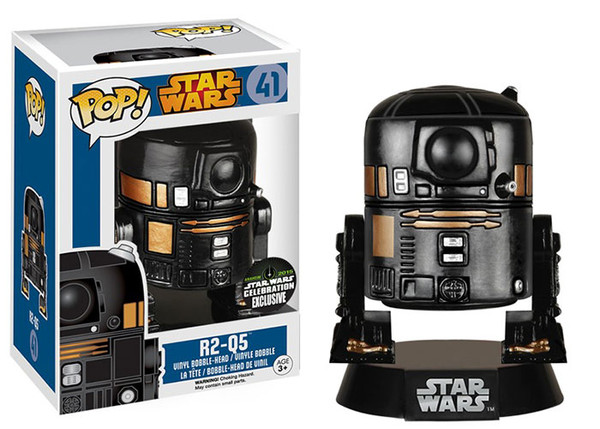 2015 Star Wars Celebration Funko Exclusives Guide 1