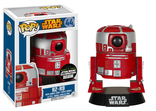 Funko Pop Star Wars 44 R2-R9