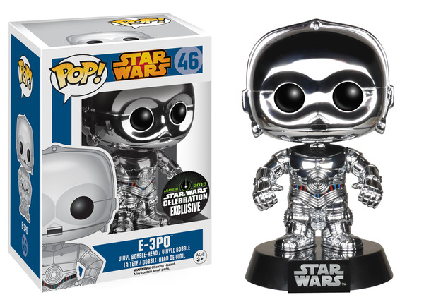Funko Pop Star Wars 46 E-3PO