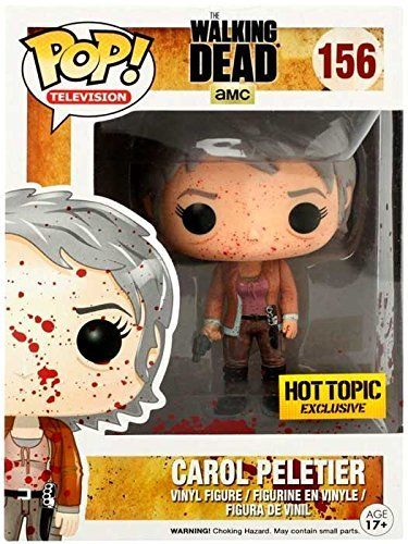 Funko Pop Walking Dead 156 Bloody Carol Peletier