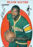 Elvin Hayes Rookie Cards Guide and Checklist