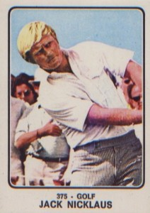 Top 10 Jack Nicklaus Golf Cards  2