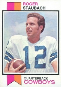 Top Roger Staubach Football Cards for All Budgets 2