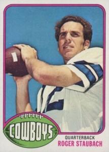 1976 Topps Roger Staubach #395