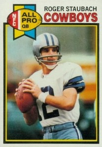 Top Roger Staubach Football Cards for All Budgets 8