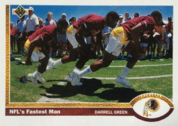 1991 Upper Deck Football SP1