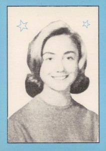 1993 Freedom Press High School Heroes Hillary Clinton #3