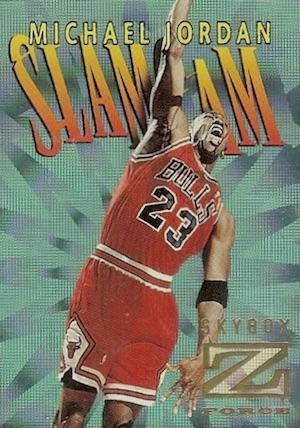 1996-97 Skybox Z-Force Basketball Cards 10