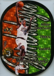 Top Allen Iverson Cards of All-Time 7
