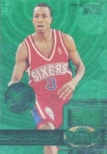 Top Allen Iverson Cards of All-Time 9