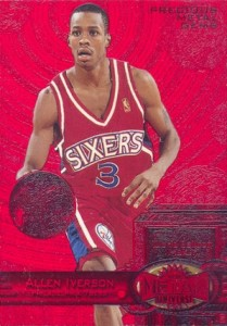 Top Allen Iverson Cards of All-Time 8