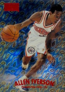Top Allen Iverson Cards of All-Time 10