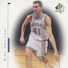 1998-99 SP Authentic Basketball Cards