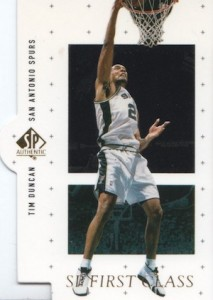 1998-99 SP Authentic Basketball Cards 25