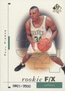 1998-99 SP Authentic Basketball Cards 5