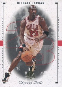 1998-99 SP Authentic Basketball Cards 31