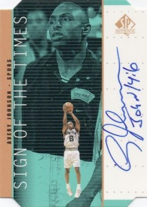 1998-99 SP Authentic Basketball Cards 28