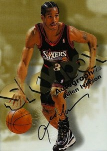 Top Allen Iverson Cards of All-Time 13