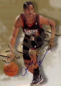 Top Allen Iverson Cards of All-Time 12
