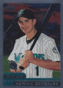 Adrian Gonzalez Rookie Cards Checklist and Guide 5