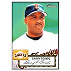 2001 Topps Heritage Baseball Cards