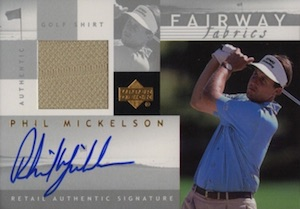 Master Your Golf Collection with the Top Phil Mickelson Cards 8