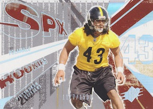 10 Football Cards to Celebrate the Career of Troy Polamalu 6