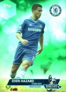 Top Eden Hazard Cards 3