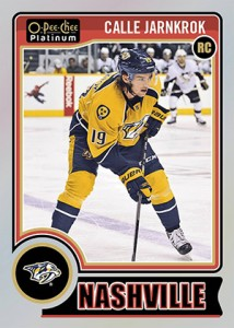 2014-15 O-Pee-Chee Platinum Hockey Variations Guide 63