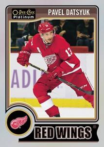 2014-15 O-Pee-Chee Platinum Hockey Variations Guide 27