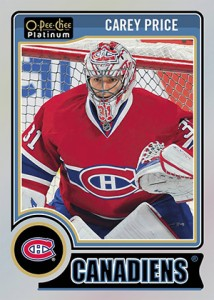 2014-15 O-Pee-Chee Platinum Hockey Variations Guide 24