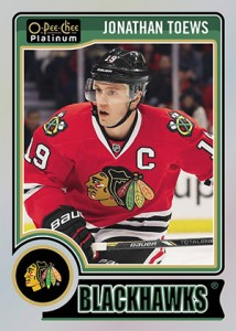 2014-15 OPC Platinum Var Toews
