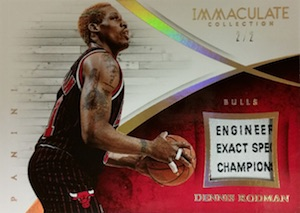 2014-15 Panini Immaculate Collection Basketball Cards 30