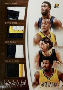 2014-15 Panini Immaculate Collection Basketball Cards 40