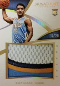 2014-15 Panini Immaculate Collection Basketball Cards 42