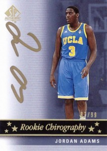 2014-15 SP Authentic Basketball Cards 26