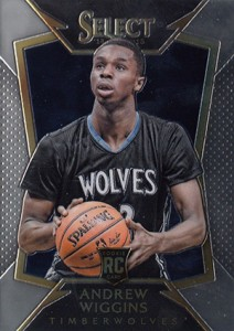 2014-15 Panini Select Basketball Prizm Parallels Visual Guide 1