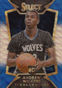 2014-15 Panini Select Basketball Prizm Parallels Visual Guide 8