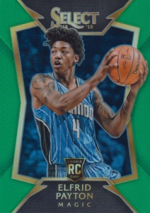 2014-15 Panini Select Basketball Prizm Parallels Visual Guide 9