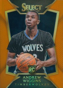 2014-15 Panini Select Basketball Prizm Parallels Visual Guide 4