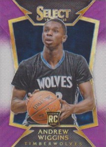 2014-15 Panini Select Basketball Prizm Parallels Visual Guide 10