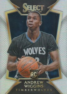 2014-15 Panini Select Basketball Prizm Parallels Visual Guide 11
