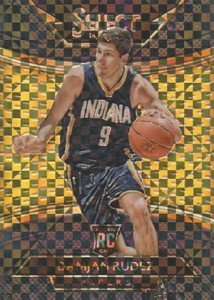 2014-15 Panini Select Basketball Prizm Parallels Visual Guide 27