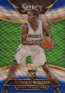2014-15 Panini Select Basketball Prizm Parallels Visual Guide 23