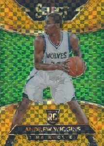 2014-15 Panini Select Basketball Prizm Parallels Visual Guide 24